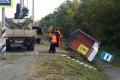 Дорожные службы ликвидировали последствия сильного ветра