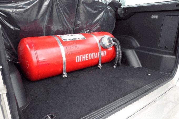 Установил газ на транспортное средство - зарегистрируй в Госавтоинспекции