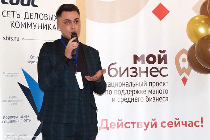 Сергей Коновалов - лучший среди молодых предпринимателей Зауралья