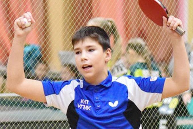 Юные шадринские теннисисты вернулись с наградами