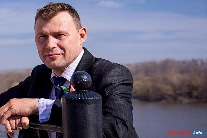 Валерий Мурзин: «Вовлечение горожан - главный ресурс развития Шадринска»