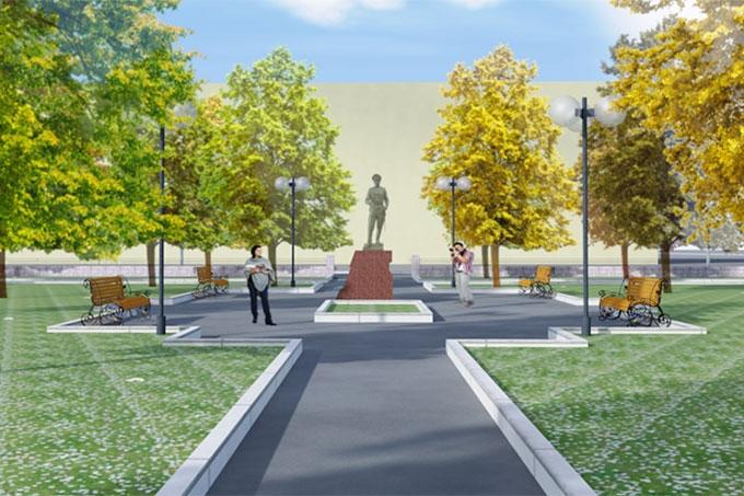 Памятник В.А. Черемисину установят в сквере Воинской славы