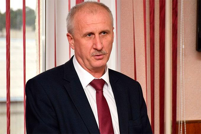 """Виктор Ермишкин: """"Будем работать во благо родного города"""""""