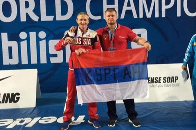 Александр Серебринников стал восьмикратным чемпионом мира среди ветеранов