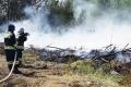 Особый противопожарный режим в Курганской области отменен