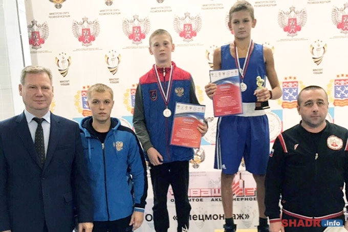 Егор Цепелев привез серебро с крупного турнира по боксу