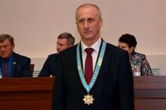 Виктор Ермишкин вступил в должность Главы города Шадринска
