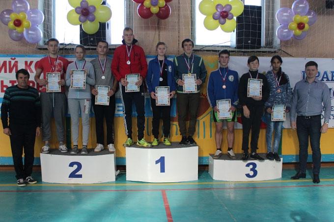 В шадринске прошли соревнования по настольному теннису среди детей-инвалидов