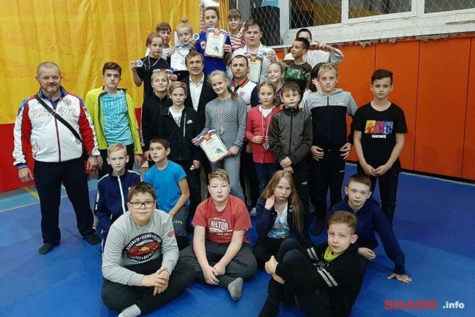 Шадринцы привезли несколько медалей с соревнований по дзюдо