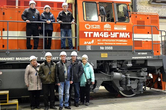В Шадринск за здоровьем: В санатории-профилактории ШААЗа отдохнули коллеги с «Оренбургского радиатора»