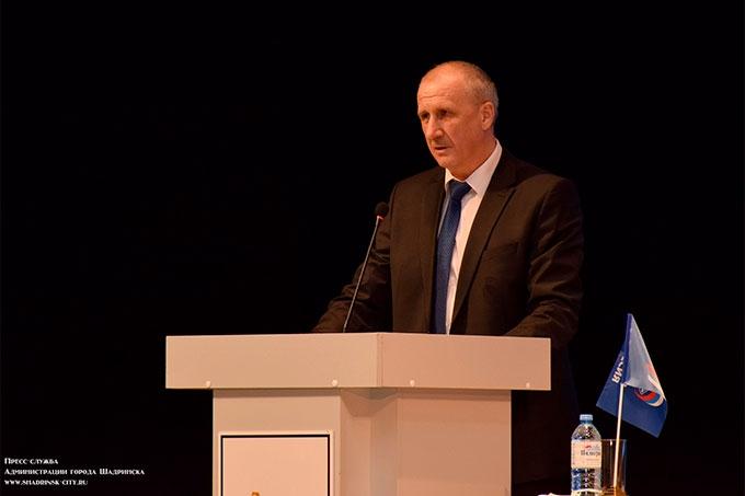 Виктор Ермишкин озвучил основные задачи на 2020 год