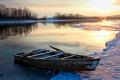 Навигация на водных объектах в Курганской области закрыта