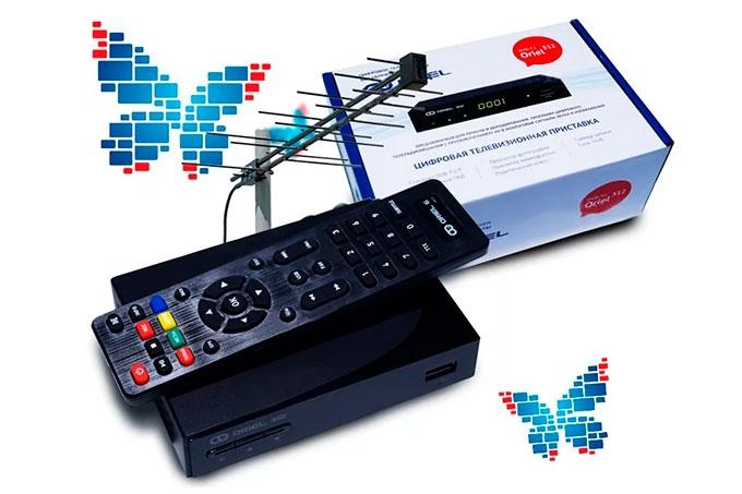 За покупку цифровой телевизионной приставки можно получить компенсацию