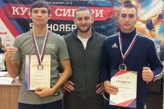 Альберт Зыков выполнил норматив мастера спорта международного класса