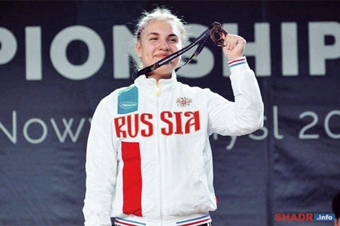 Екатерине Визгиной присвоено звание «Мастер спорта России международного класса»