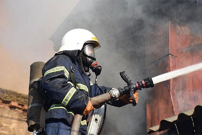 Половина погибших при пожарах были пьяны