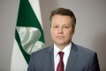 Константин Ермаков - начальник Финансового управления Курганской области
