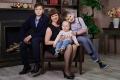 Оксана Теребенина – мама троих сыновей: «Мои мальчишки – моя радость!»