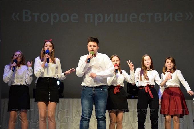 Шадринcкие команды - победители открытого фестиваля КВН на Кубок Главы Кургана