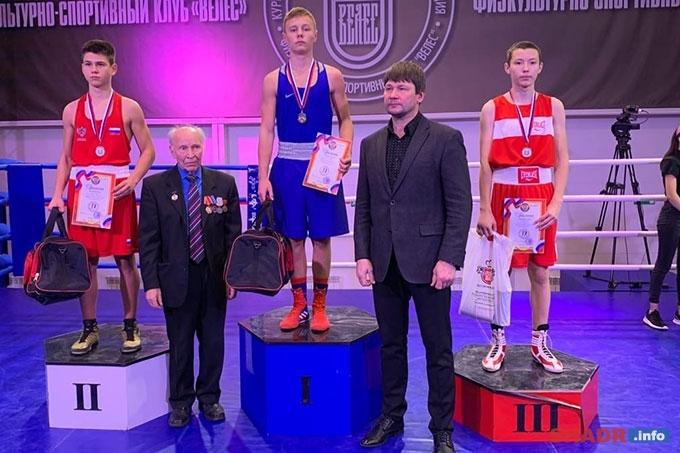 Шадринские боксеры стали вторыми в общекомандном зачете областных соревнований