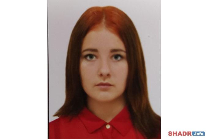 Разыскивается 16-летняя Банникова Дарья Николаевна