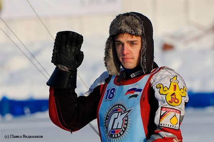Артем Новик – новый тренер шадринской команды по спидвею