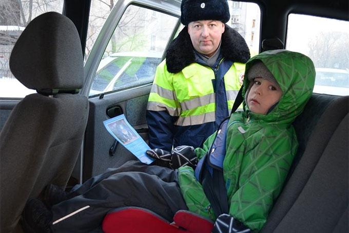 Выявлено более 160 нарушений правил перевозки несовершеннолетних пассажиров