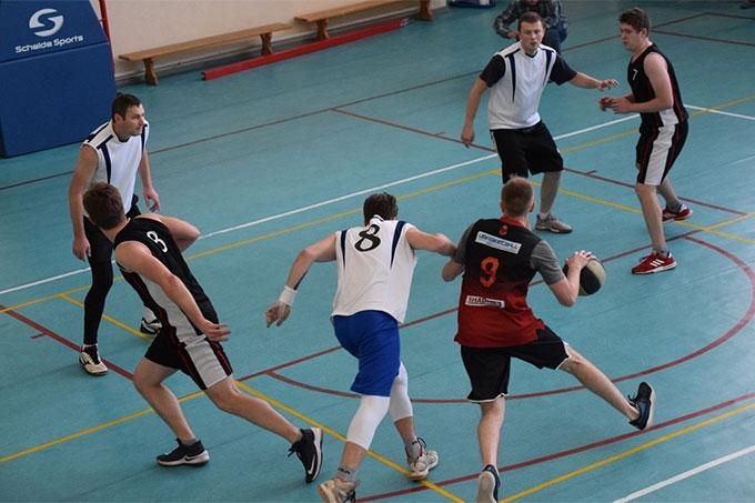Команда Кетовского района - победители турнира по баскетболу 3х3 в зачет «Золотого колоса»