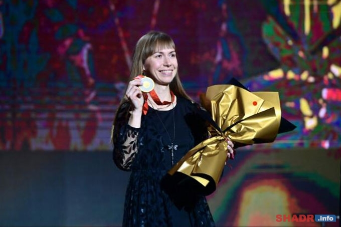 Награда спустя 11 лет: Алле Важениной вручили золотую Олимпийскую медаль