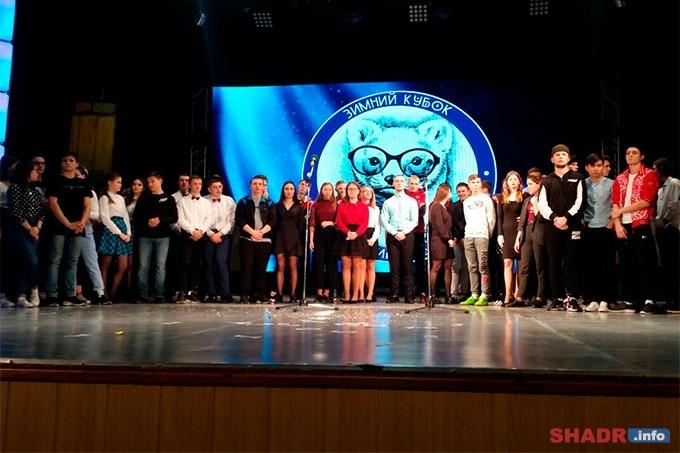 «Второе пришествие» и «За Борщъ» - победители зимнего кубка КВН