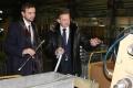 Руководитель областного департамента промышленности положительно оценил перспективы развития ШААЗа