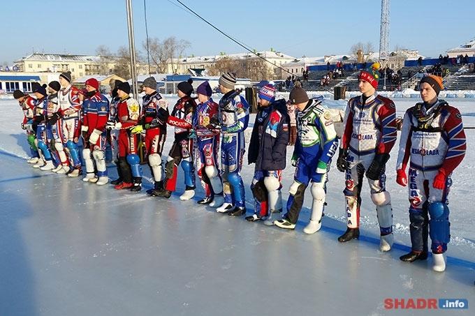 Лидером после первого дня полуфинала ЛЧР по ледовому спидвею стал Дмитрий Колтаков