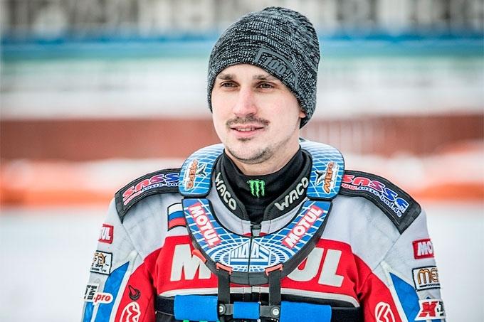 30 из 30-ти: Дмитрий Колтаков – победитель полуфинала личного чемпионата России по ледовому спидвею
