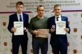 Антон Печёнкин и Дмитрий Соловьёв - победители Международной конференции «Лестница наук»