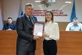 Алена Ерина - победитель конкурса социальной рекламы «Скажи коррупции - нет»