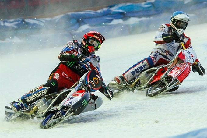 Шадринск принимает финал Личного Чемпионата России по ледовому спидвею