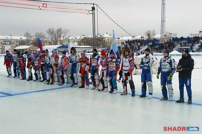 Дмитрий Хомицевич – лидер финала Личного Чемпионата России по ледовому спидвею