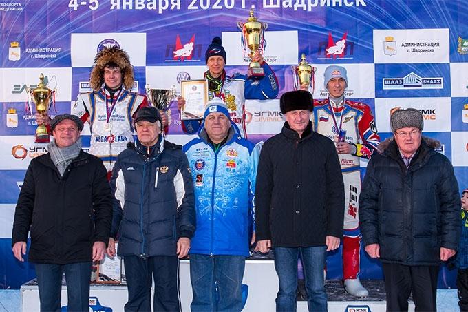 Дмитрий Хомицевич - Чемпион России по ледовому спидвею