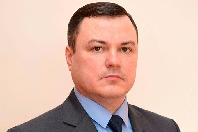 Александр Парфенов назначен первым заместителем Главы города Шадринска