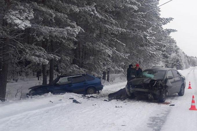 В селе Юлдус в ДТП пострадала пассажирка