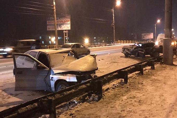 В Кургане по вине пьяной водительницы погиб мужчина
