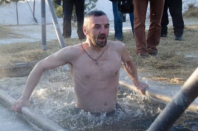 Места для Крещенских купаний в Шадринске и районе