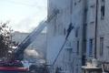 В Кургане при пожаре спасено 14 человек