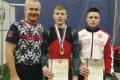 Даниил Черепанов одержал победу на Первенстве России по тяжелой атлетике