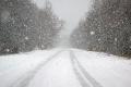 В выходные дни в Курганскую область возвращается снежная погода