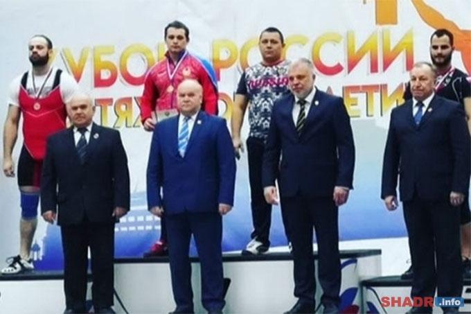 Роман Чепик и Александр Кибанов - победители Кубка России по тяжелой атлетике