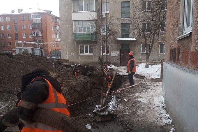В Шадринске вновь пришлось оставить без отопления жилые дома