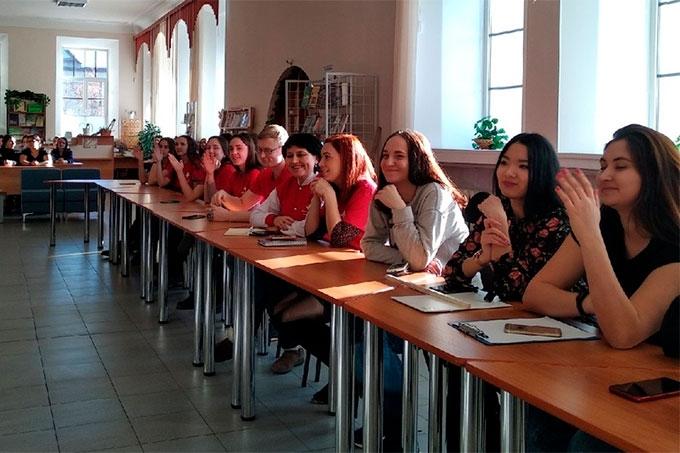 В Шадринске открылся Волонтерский корпус 75-летия Победы