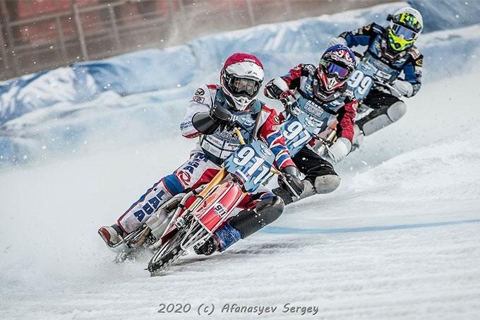 Состав на финал личного Чемпионата Мира по ледовому спидвею в Шадринске