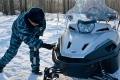 В Зауралье проверят состояние всех зарегистрированных снегоходов